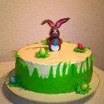Osterhasen-Torte