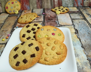Cookies American Style